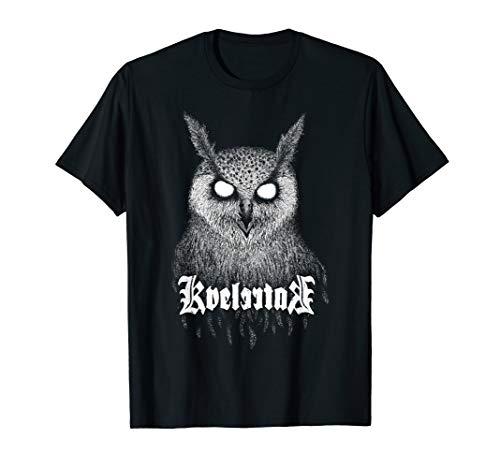 Kvelertak - Owl - Official Merchandise T-Shirt