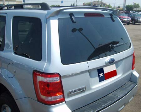 Accent Spoilers - Spoiler for a Ford Escape Factory Style Spoiler-Sterling Gray Metallic Paint Code: UJ