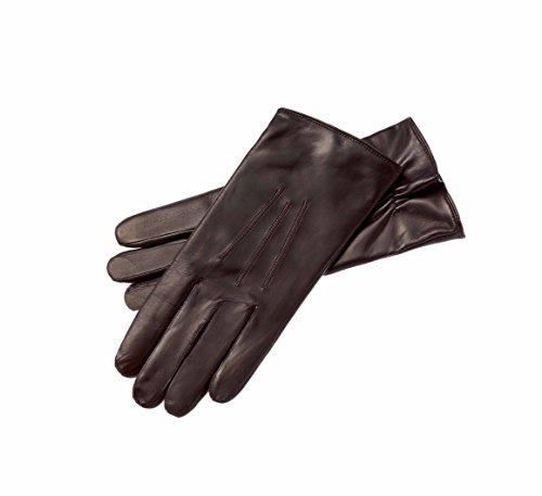 Roeckl Herren Handschuhe Klassiker Wolle Gr. 9.5 (Herstellergröße: 9.5) Braun (mocca 790)