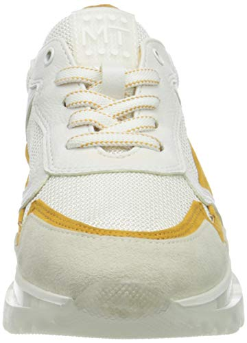MARCO TOZZI 2-2-23727-26 Damen Sneaker, Zapatillas Mujer, Color Blanco, 38 EU