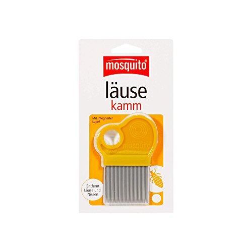 mosquito Läuse-Kamm mit Lupe, 1 St. Kamm