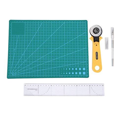 yotijar Hobby Artwork Craft Kit de Manualidades con Cortador Rotatorio