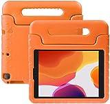 NEWSTYLE Funda para iPad 9.7 2018/2017- Ligero y Super Protective Funda diseñar Especialmente para los niños para Apple iPad 2018/2017 9.7 Pulgadas/iPad Air/iPad Air 2 Tableta (Naranja)