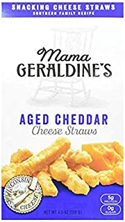 geraldine's cheese straws