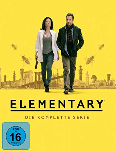 Elementary - Die komplette Serie (exklusiv bei Amazon.de)