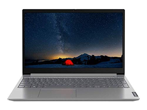 Portatile Lenovo ThinkBook 15 cpu Intel i5 11th. GEN 4 core fino a 4,2 GHz, Notebook 15.6  Display FHD 1920 x 1080 Pixels, DDR4 8 GB, SSD 512 GB, webcam, Wi-fi, Bt, Win 10 Pro, A v, Gar. Italia
