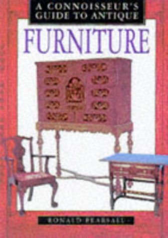 Connoisseur's Guide to Antique Furniture Pb