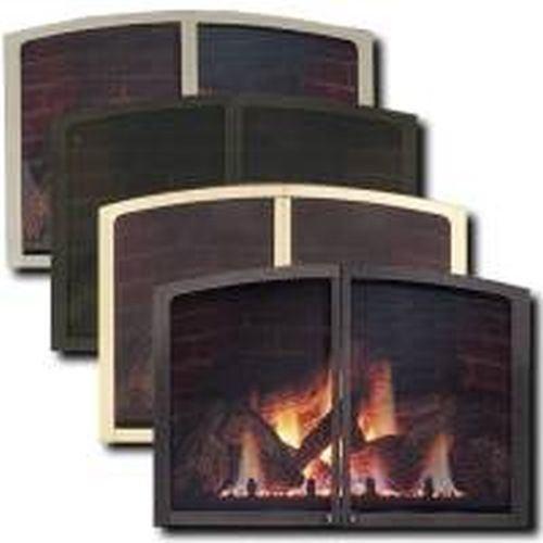 Great Features Of Majestic LX32FDDTB Fire Screen Door - Textured Black