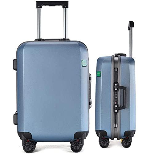KCGNBQING Gepäckkoffer Einfaches Design...