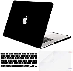 "The case was designed ONLY to be compatible with Older Version MacBook Pro Retina 13 Inch (Models: A1502 & A1425), Release 2015 / 2014 / 2013 / end 2012, so please kindly check the model number ""A1xxx"" on the back of the MacBook before your purchase,..."