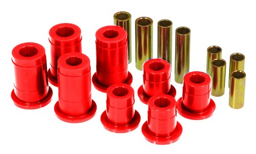 Prothane 6-213 Red Front Control Arm Bushing Kit