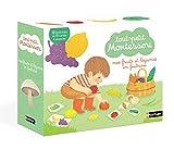 Tout-petit Montessori - Les fruits et légumes - Dès 15 mois