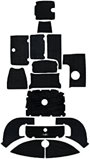 Yamaha Jet Boat Complete Traction Mats 2006-2011 AR210,SX210 / 2006-2007 SR210 / 2008-2010 212X,212SS