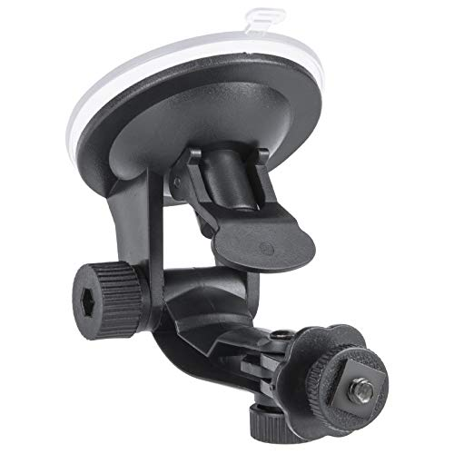 DALLUX Windshield/Suction Cup Mount Bracket for 7 Inch Display Monitor Fix The Monitor On Windshield