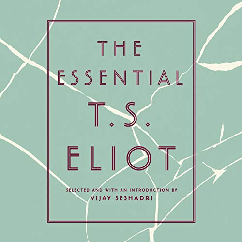 The Essential T.S. Eliot  By  cover art
