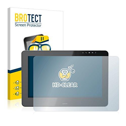 BROTECT Pellicola Protettiva compatibile con Wacom Cintiq Pro 16 - HD-Clear, Ultra-Sottile, Anti-Impronte, Senza Bolle