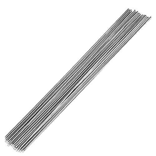 Varillas para soldar soldadura hilos con núcleo de cobre de aluminio de 2 mm universal de baja temperatura para la Energía Eléctrica Química 20PCS