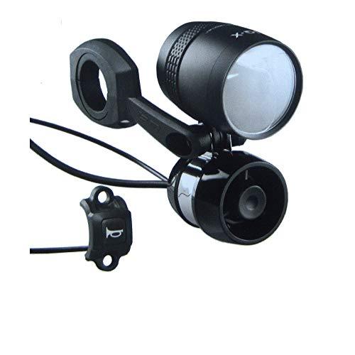 Winora Group Unisex– Erwachsene Hupe-2075035000 Hupe, schwarz, One Size
