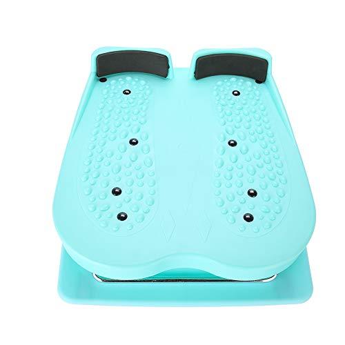 For Sale! Adjustable Slant Stretch Board, Portable Folding Foot Calf Stretcher Foot Massage Leg Slim...