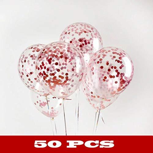 L-SLWI 10IN 50 PC-Latex-Ballon |
