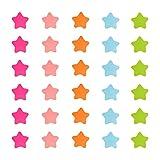 Toyvian 120 Piezas Imanes de Estrella Imanes de Refrigerador Imanes de Nevera Imán Decorativo Pegatina de Refrigerador Decoraciones de Refrigerador Refrigerador Favores de Fiesta Regalos 2 Cm