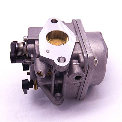 SouthMarine Boat Engine 3303-8M0053668 8M0053669 804766T03 804766A04 804766A05 803522T1 803522T2 Carburetor Carbs Assy for Mercury Mercruiser Quicksilver 4-Stroke 6HP Outboard Motor
