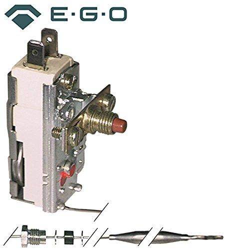 EGO 55.14549.826 veiligheidsthermostaat voor friteuse Giorik FRE46F, FRE66F, FTR26F, FTR6F, FT3N, FT5, Electrolux 285430, 285449