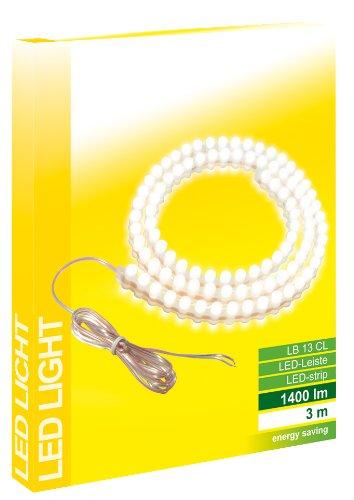 Transmedia LB13CL Ampoule LED Bande 12 V 8 W Blanc Froid
