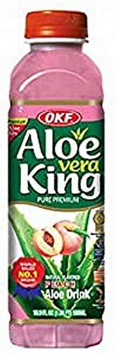 OKF Aloe Vera Drink Melocotón 20x500ml