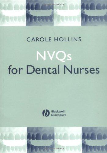 Nvqs for Dental Nurses