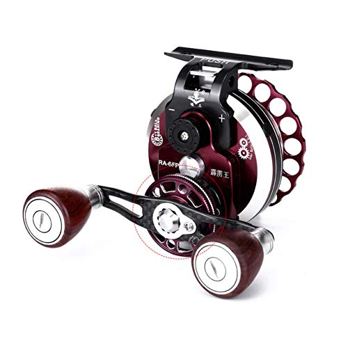 CATCH Fishing Reels Light Weight 3.8:1 Spinning Reels 8+1 lager Glad uit aluminiumlegering + solide rocker arm voor zout water of zoetwater