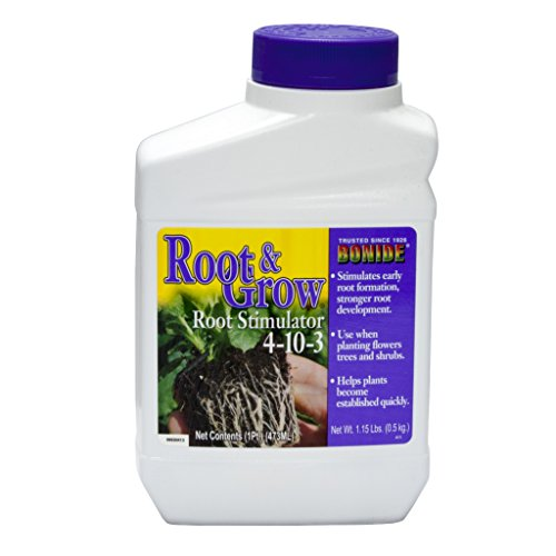 Bonide 411 Pt Conc Root and Grow, Brown/A