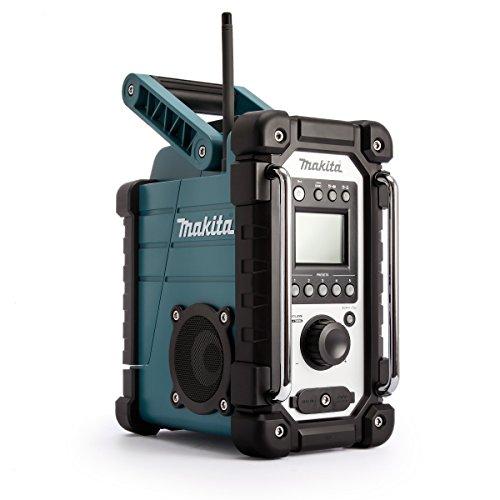 Makita DMR107 Radio de O, 0 W, 0 V, Azul, Única