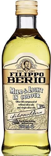 Filippo Berio Mild & Light Olive Oil of 750 ml