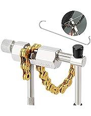 TAGVO gfg45656 Fietskettinggereedschap, fiets-kettingbreker, splitter, kettingreparatiegereedschap, compact en draagbaar, universeel