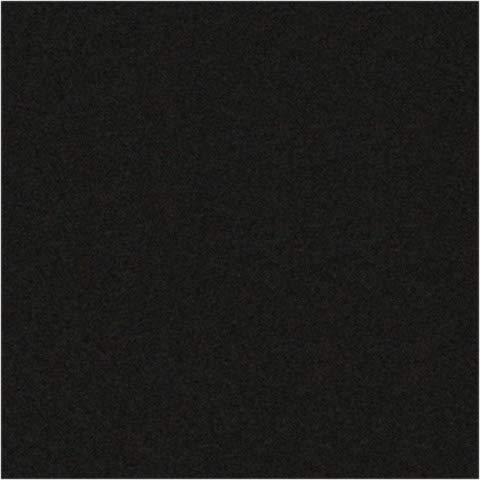 DC Fix Velours Filz Rollen Sticky Back Selbstklebendes Vinyl Kontakt Papier 5 m x 45 cm Schwarz 205-1719