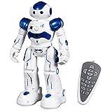 ANTAPRCIS RC Détection de Geste Robot Télécommandé - Cadeau Jouet pour Les Enfants, Interactif, Marche, Chant, Danse, Robot Intelligent Programmable pour Enfants Garçons Filles