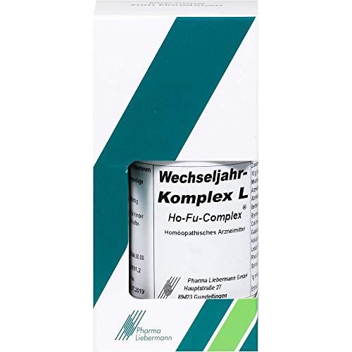 WECHSELJAHR Komplex L Ho-Fu-Complex Tropfen 30 ml
