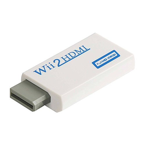 RONSHIN Wii naar HDMI Adapter Converter Full HD 1080P Video 3.5mm Audio Output Voor HDTV Monitor