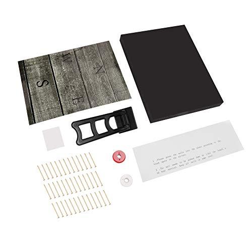 Cuifati DIY decoración del hogar Manualidades álbum joyería Arte Pintura