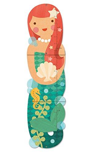 Petit Collage pliable Toise, Little Miss sirène