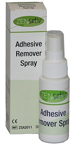 ZenSetiv Pflasterentferner/löser Spray; StingFree; Alkoholfrei (Adhesive Remover Spray)