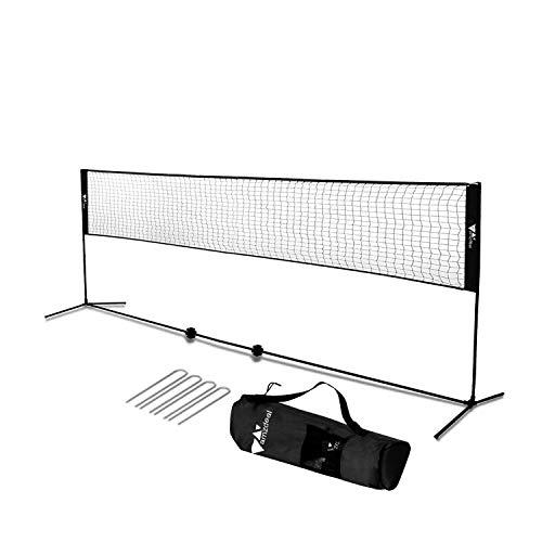 amzdeal -   Badminton Netz 4.2m