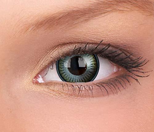 Halloween Kontaktlinse Lustige Linsen Kronos Jährliche Einwegartikel 14 mm stärke 0.00 von ColourVUE