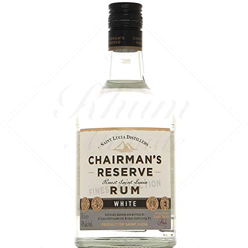 CHAIRMAN'S RESERVE RHUM WHITE 70 CL