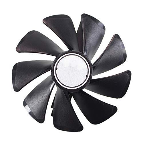 Nobranded Ventiladores de Tarjeta gráfica CF1015H12D Enfriador para Zafiro Nitro RX590 RX580 RX570 RX480 refrigeración de Tarjetas de vídeo