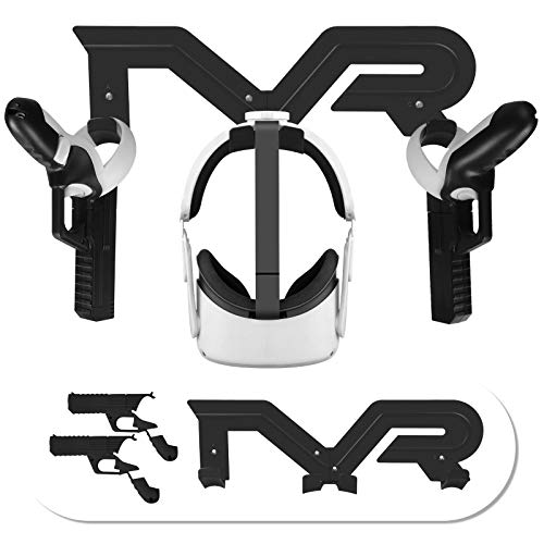 Esimen VR Headset Wall Mount Storage Stand Hook for Oculus Quest 2