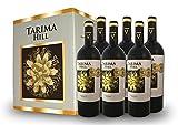 BODEGAS Y VIÑEDOS VOLVER | Vino Tinto Tarima Hill | Pack de 6 Botellas | Variedad 100% Monastrell | Denominación de Origen Alicante | Cosecha de 2017 | (6 Botellas x 750 ml) |