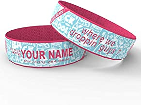 My Silicone Band Personalized Bands for Water Bottles