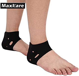 HealthyNeeds Maxkare 1pair Ultralight Sports Foot Ankle Support With Breathable Hole Protection